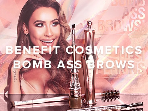 Benefit Cosmetics: Bomb Ass Brows! By Desi Perkins. Shop Now!