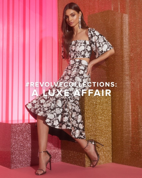 #REVOLVEcollections: A Luxe Affair. Shop the Edit.