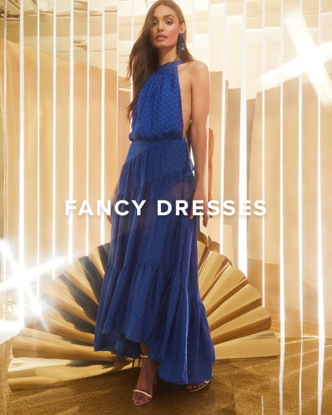 Fancy Dresses. From shimmery minis to elegant gowns, here are the most special dresses for every special event. Shop Now.
