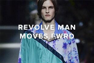 REVOLVE MAN Moves FWRD