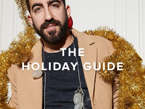 The Holiday Guide. Shop Holiday
