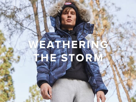 Weathering the Storm. Warmth and comfort reign with these durable styles to help you brave the winter months.