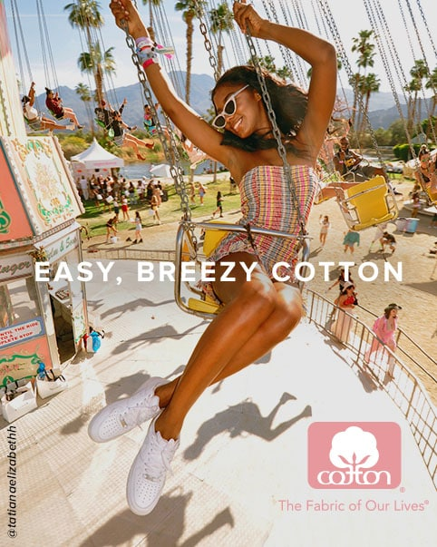Easy, Breezy Cotton. Keep your closet fresh with the natural cotton looks you love from denim to dresses to tops & more. enter the cotton shop