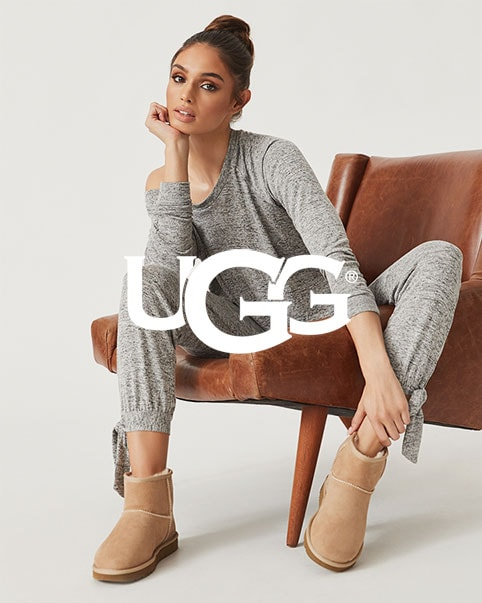 UGG.  'Tis the season to cozy up in cute winter boots + more cold-weather essentials from the brand we love.