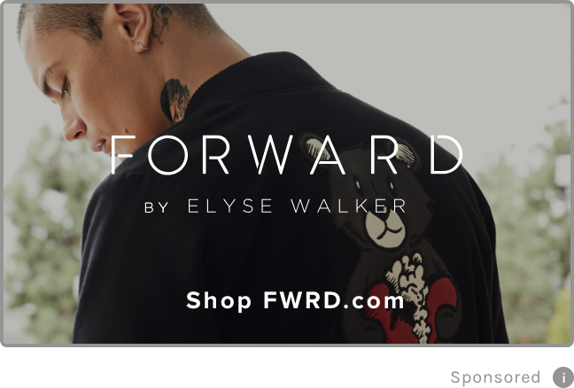Shop FWRD.com, enter to be directed to FWRD.com