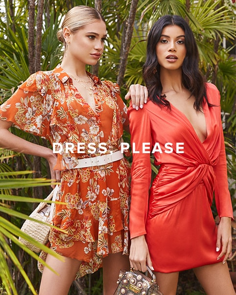 Dress, Please. A beautiful selection of dresses to wear anywhere + everywhere. Shop the Edit