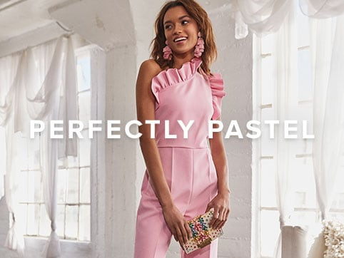 Perfectly Pastel. How to wear and love this season\'s pretty new palette. Shop the edit.