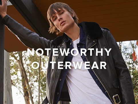 Noteworthy Outerwear