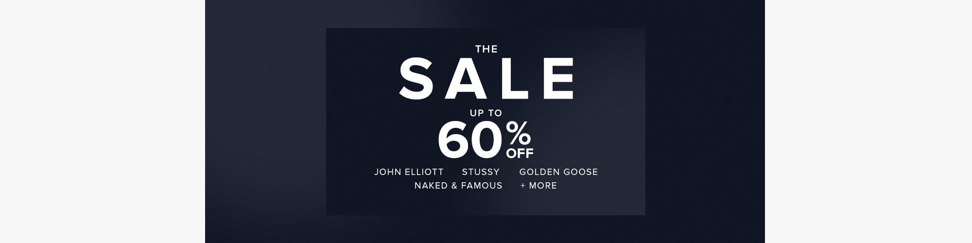 The Sale up to 60% Off, Shop the sale
