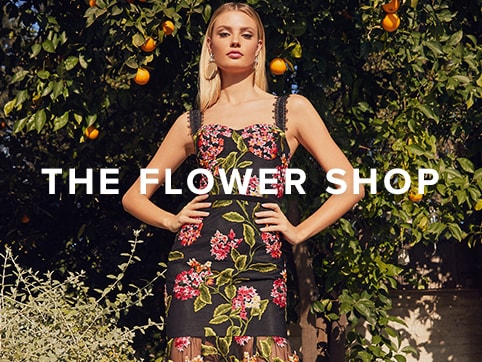 the flower shop. a fresh assortment of floral pieces to own this season. shop the floral edit.