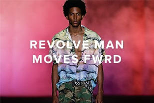REVOLVE MAN Moves FWRD