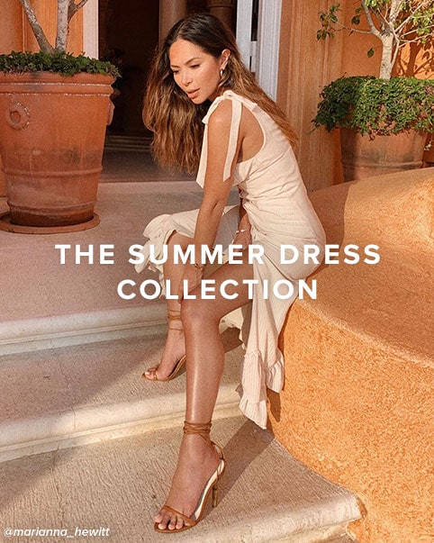 The Summer Dress Collection.  Summer\u2019s flirtiest dresses - from pretty pastels to bold brights to chic cocktail dresses. Shop the edit.
