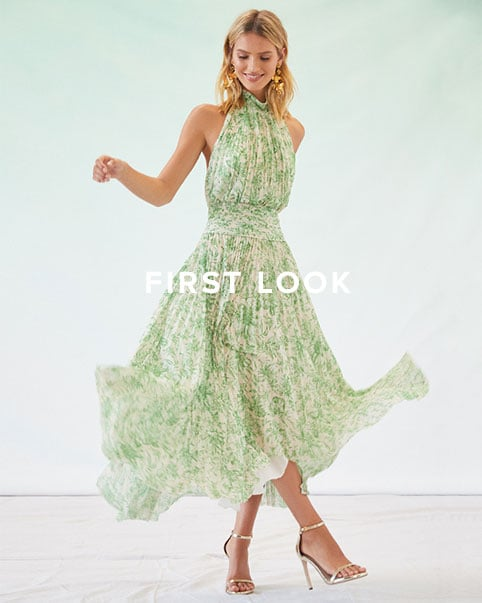 4aed925a7e14 First Look. Your chance to shop pretty dresses, flowy tops & the perfect  transitional