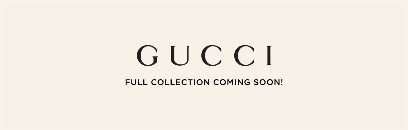Gucci. Full collection coming soon!