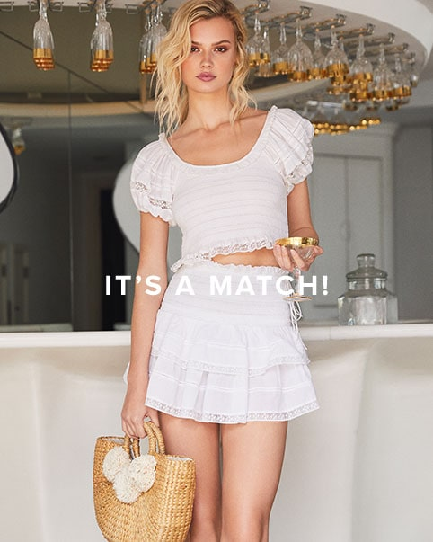 478a1bb2ed69 It\u2019s a Match! Meet your newest + cutest BFFs this season: matching