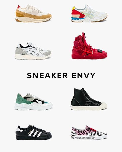 Sneaker Envy. A look at the month\'s best sneakers from Filling Pieces, Adidas Originals, Common Projects + more. Shop Now