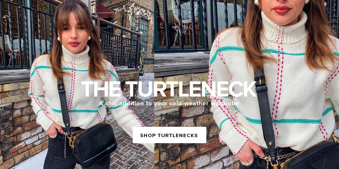 Shop Turtlenecks