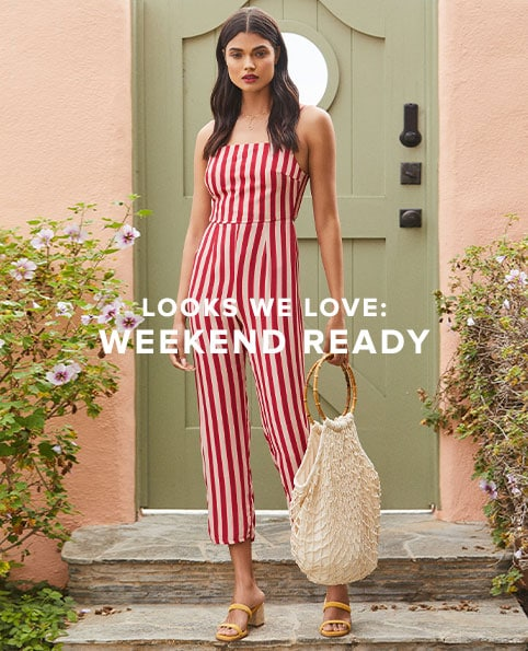eb3601bb39 Shop Now · Looks We Love  Memorial Day Weekend. All the looks to wear on a  long