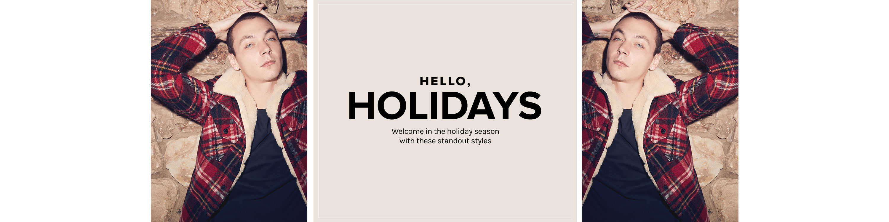 Hello, Holidays