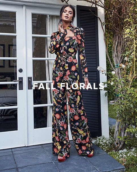 Fall Florals. From moody blooms to effortless petal prints, here's how to wear florals in the fall.