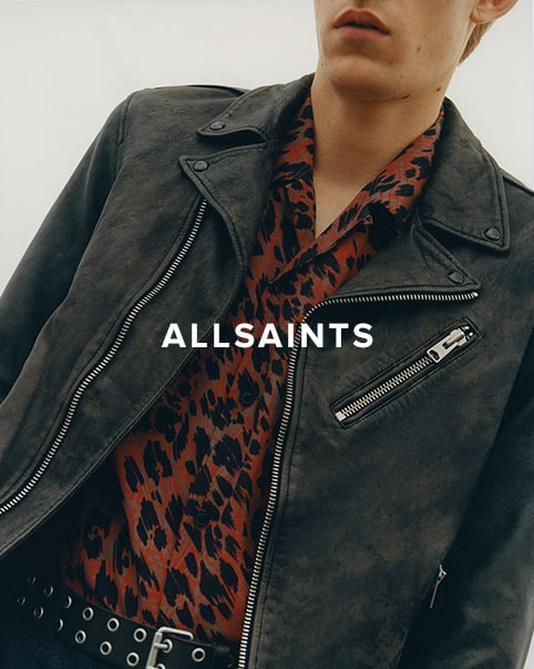 ALLSAINTS. Merging effortless and sophisticated style with a gritty urban aesthetic, ALLSAINTS has revolutionized modern high street. Shop Now