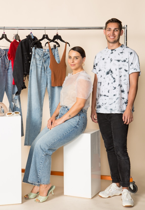 'Ryan and Ally Style Experts'
