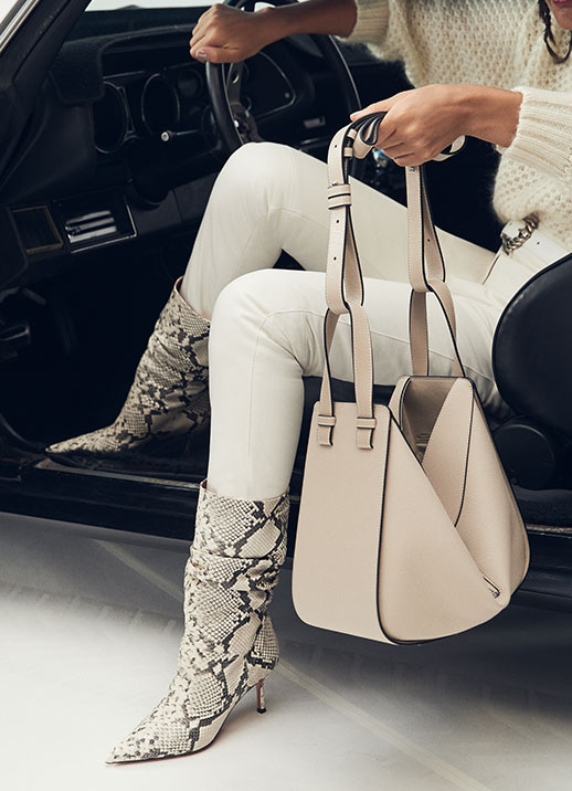 New For You: Boots & Bags