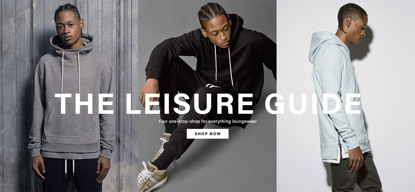 The Leisure Guide: Your one-stop-shop for everything loungewear - Shop Now