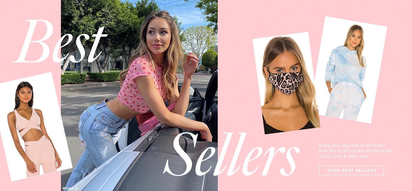 Best Sellers. Make your day that much better with the most popular spring styles to buy now & wear now. SHOP BEST SELLERS