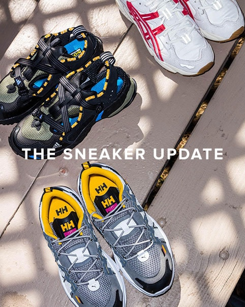 The Sneaker Update: Your guide to the best new kicks of the season - Shop Sneakers