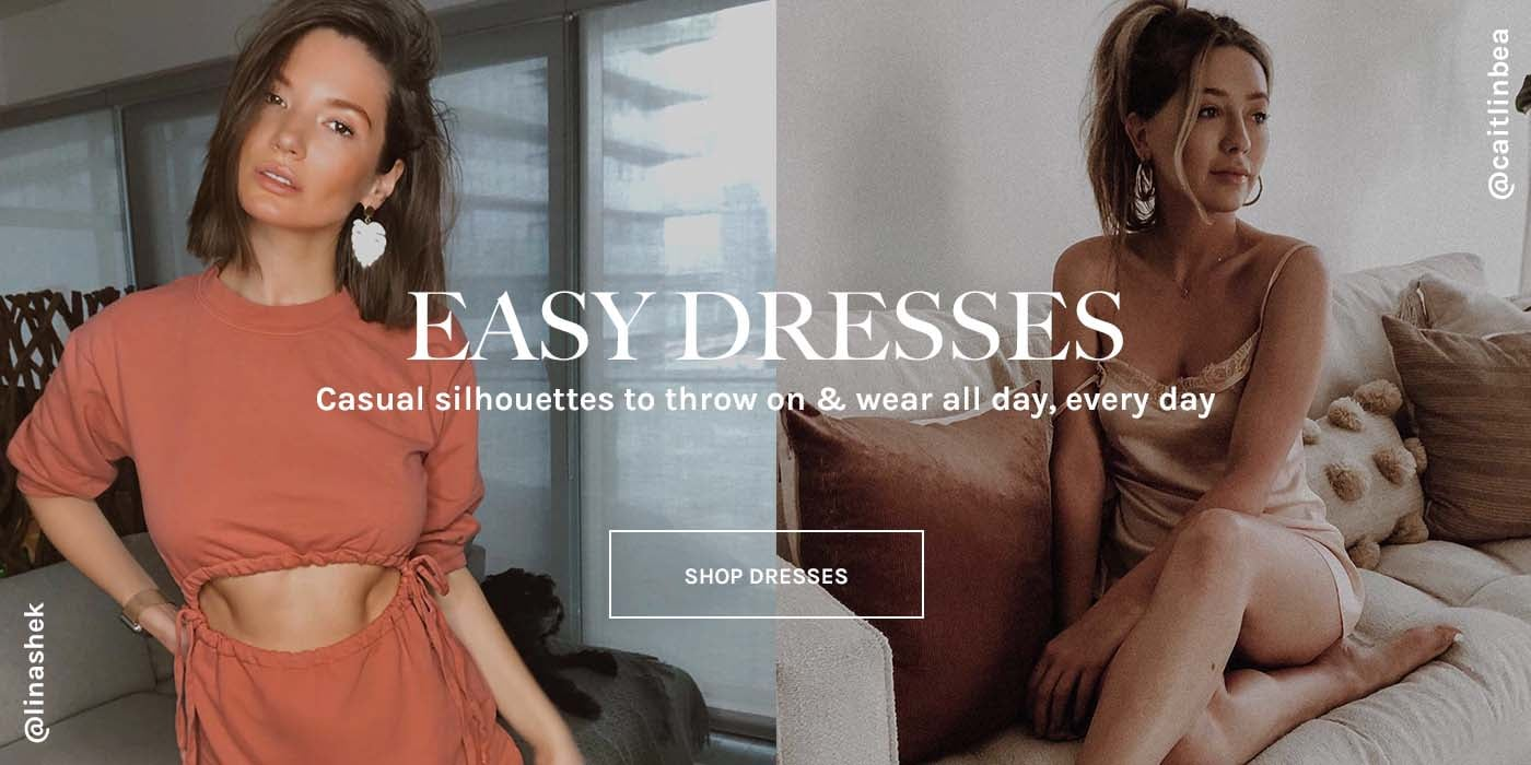 Shop Easy Dresses