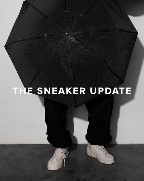 The Sneaker Update. Your updated guide to the best new sneakers of the season.