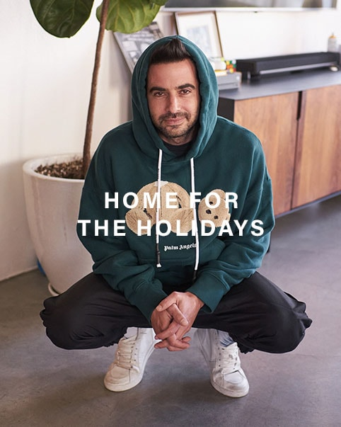 Home For the Holidays: Our REVOLVE Man team picked out their favorite holiday styles in this laid-back edit. Shop Now.