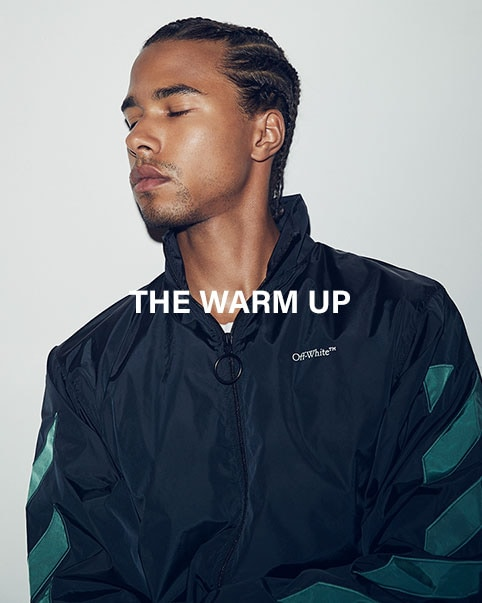 The Warm Up. Stay covered with these standout jackets from The North Face, Off-White, Veilance + more. Shop jackets.