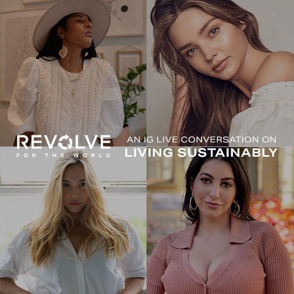 Earth Week, Sustainability, Miranda Kerr, KORA Organics