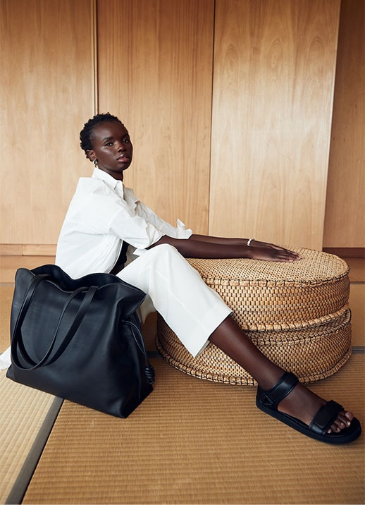 Meet the Cool & Modern Wardrobe