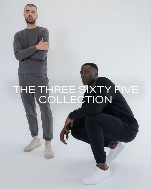 The Three Sixty Five Collection is an elevated approach to everyday classics, offering a versatile assortment of contemporary styles designed to empower the modern man. Shop the Collection
