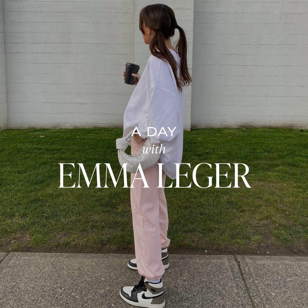 Emma Leger, Vlog