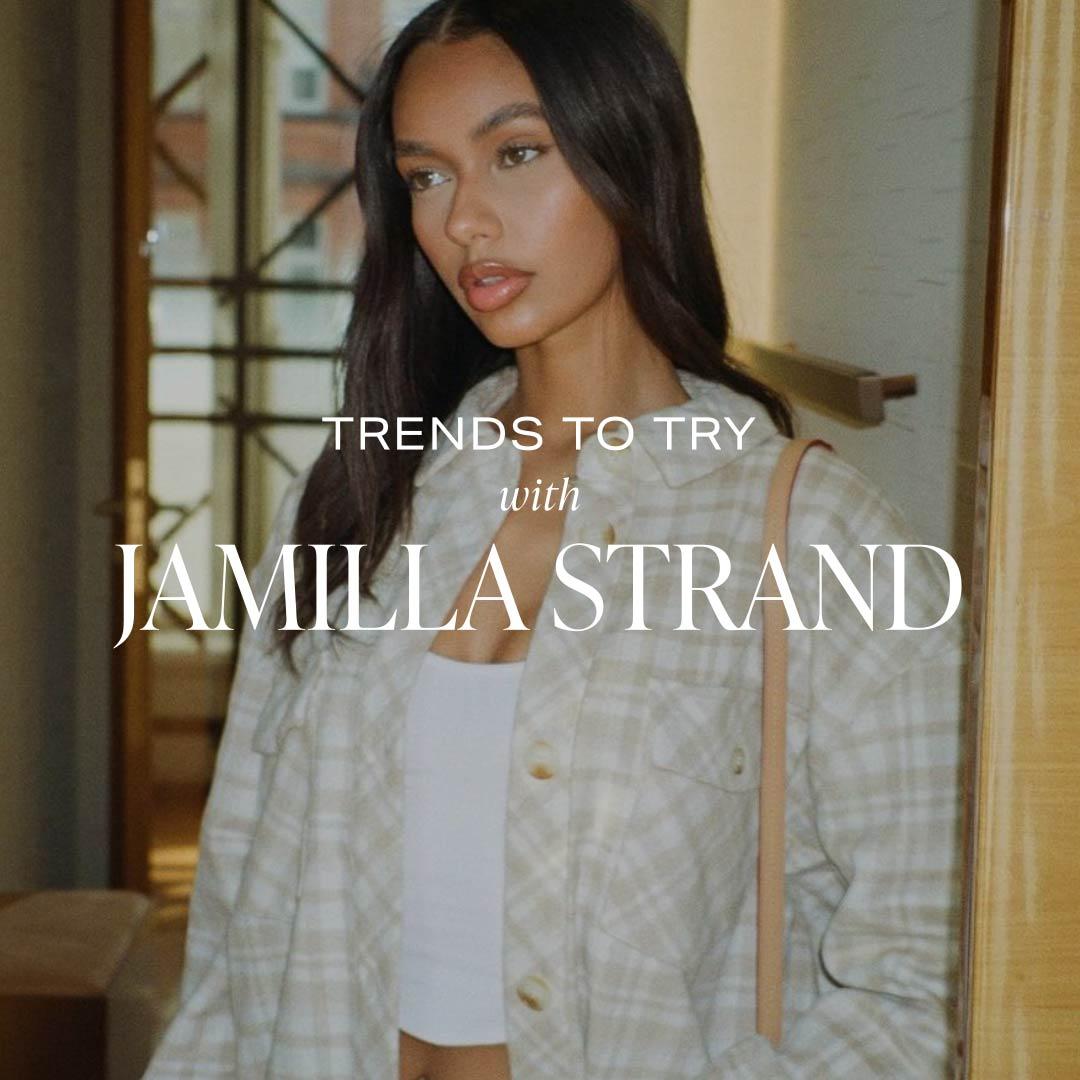 Summer Trends, Jamila Strand
