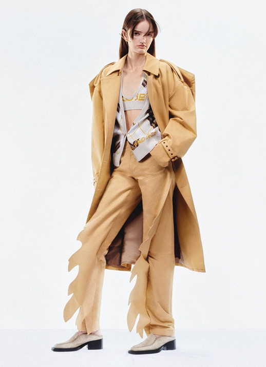 The Transitional Coat