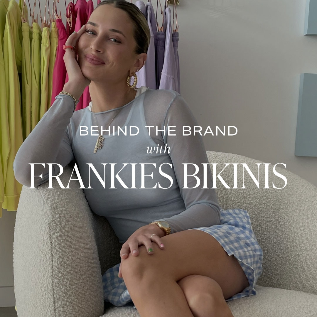 Frankies Bikinis, Francesca Aiello,