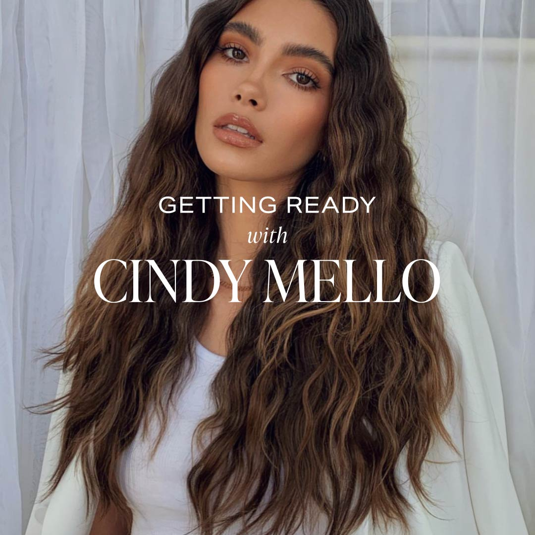 Cindy Mello, Get Ready With Me, Makeup, NUDESTIX, Becca, Vita Liberata, Model