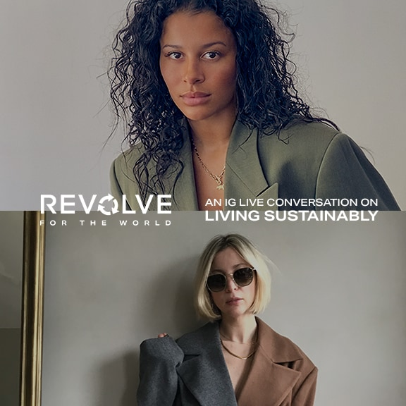 Sami Miro, Sustainability, Earth Week, Earth Day, Sami Miro Vintage, Harper's Bazaar