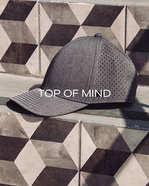 Top of Mind - A fresh assortment of headwear from Melin, Pleasures, Y-3 Yohji Yamamoto + more - SHOP Hats