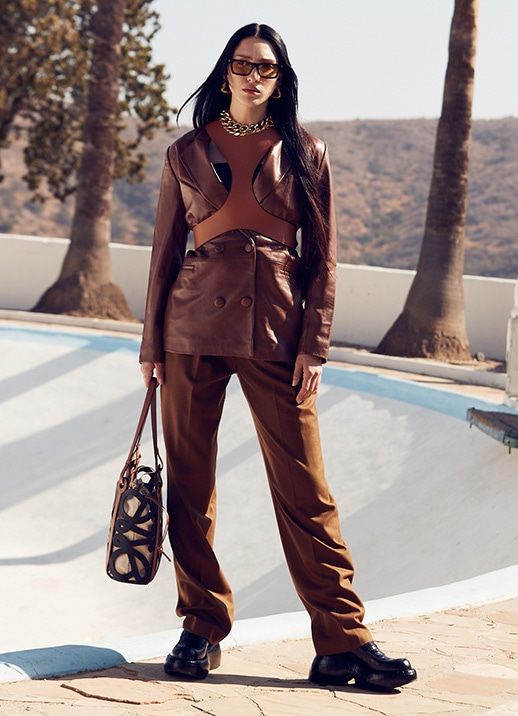 Cool-Girl Trends for Fall